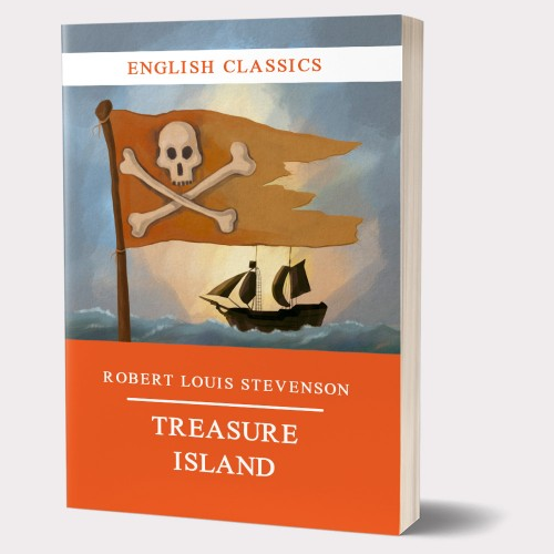 Robert Louis Stevenson '' Treasure Island''