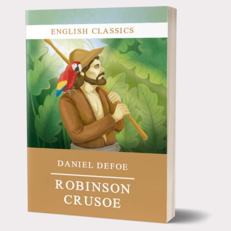 Daniel Defoe ''Robinson Crusoe''